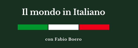 Logo il mondo in italiano