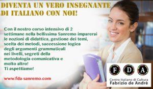 """Corso  """"Italiano L2"""""""