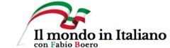 Il mondo in italiano