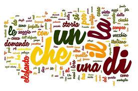 Temi comunicativi di lingua italiana A1