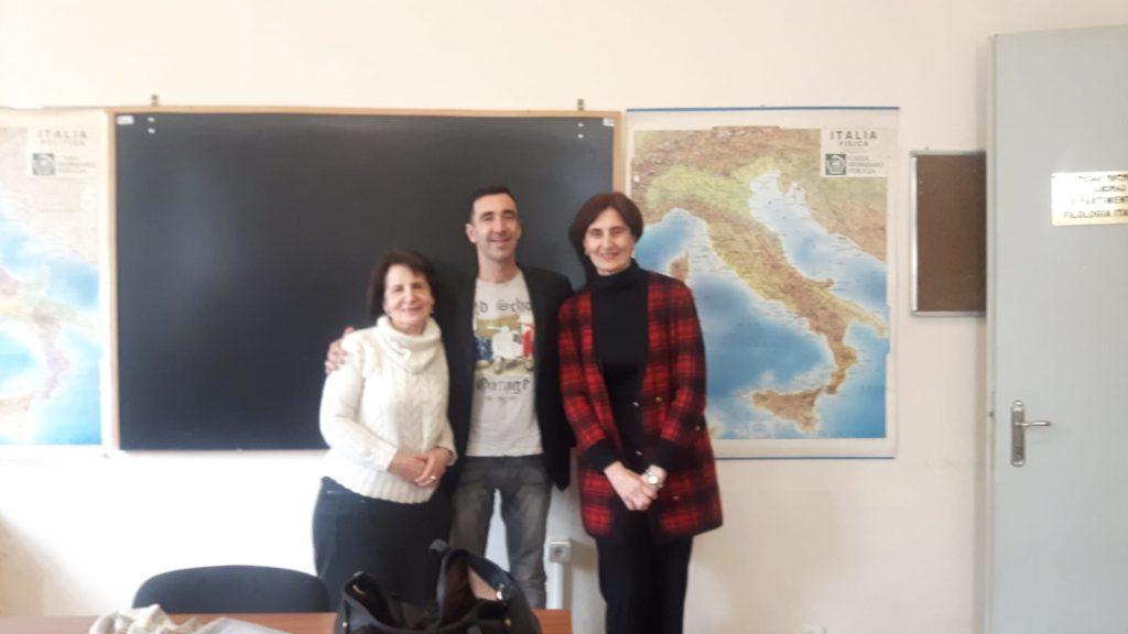 Con i professori